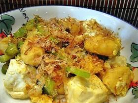 日式苦瓜炒豆腐