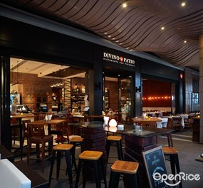 Divino Patio Ristorante Bar Pizzeria